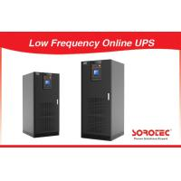 China GP9335C Low Frequency Online UPS 40kva , online double conversion ups 3Ph/in 3 Ph/out on sale