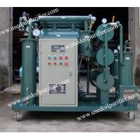Buy Multi-functional transformer oil filter machine to remove deep oxide free carbon at wholesale prices