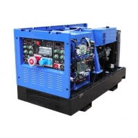 Quality Ipower Diesel Driven United Power Station Welding Generator for sale