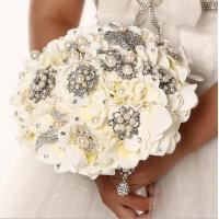 Quality Artificial Silk Wedding Bouquets for sale