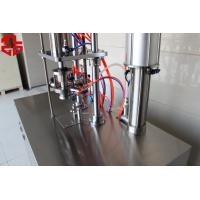 Buy R134A HFC-134A Refrigerant Filling Equipment , Refrigerant Filling Machine at wholesale prices