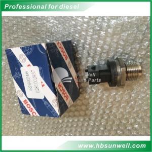China Auto 5260246 Common Rail Fuel Pressure Sensor 0281002937 For QSB6.7 Engine on sale