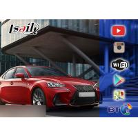 Buy cheap LVDS Interface Digital Display Android Navigation Box T3 CPU For Lexus  NX / RX / IS / ES / CT 2013-2018 from wholesalers