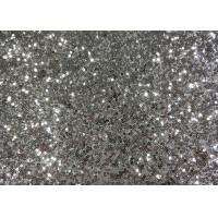 Quality Modern Designs Shiny Chunky Glitter Paper 0.55mm Thickness For Home Decoration for sale
