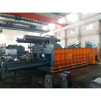 Quality 315 Tons Baling Force Cuboid Block Cylinder Scrap Metal Press Machine for sale