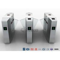 Anti - Reverse Retractable Turnstile Barrier Gate RS232 /  RS485 550mm Passage Width