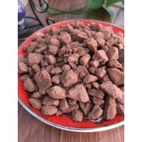 Quality Multifunctional Cocoa Liquor Cake , Alkalized Simple Cocoa Cake Natural Food Ingredients for sale