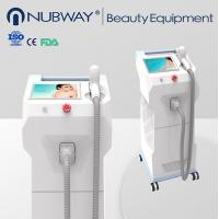 Quality Best cooling system medical 810nm diode laser hair removal machine for sale