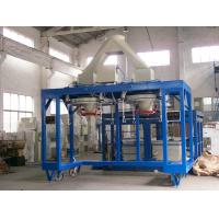 Quality Dual Line FIBC Bulk Bag Filling Machine , Jumbo Bag Bagging Scale for sale
