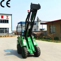 China DY620 hot 4 wheel drive mini agricultural/garden farm loader on sale