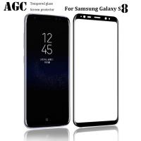 Quality Case Friendly 3D Anti Glare Glass Screen Protector For Samsung Galaxy Note 8 for sale