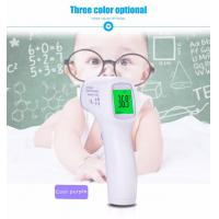China Lcd Non Contact Infrared Thermometer Baby on sale