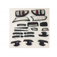 Buy cheap Matte Black Body Trims For Ranger T6 T7 PX 2012 + Onwards Body Kits Cover from wholesalers