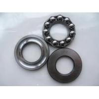 Quality F7-15 Miniature Stainless Steel Thrust Ball Bearings / Axial bearings With 2.5mm Bore Size for sale