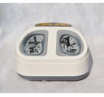 BK206 with heating 4D air pressure shiatsu kneading foot massager