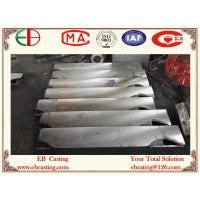 China Customized Ductile Cast Iron / Sand Casting High Temperature Resistance EB16046 on sale