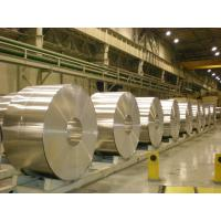 Quality 1250mm Width JIS G4303 SUS 201 / SUS 202 / SUS 304 Cold Rolled Stainless Steel Coil for sale
