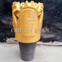 Gold 98MM Steel Tooth Bit / IADC 127 Roll Forged Tricone Roller Bit