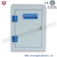 Quality PP  Portable Polypropylene Corrosive Storage Cabinet For Chemical Laboratory Single door for sale