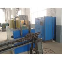 ISO UCS Induction Power Supply , High Frequency Induction Heating Furnace