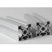 Quality 80 * 80 Industrial Aluminium Profile Assembly Line For Office Partition / Machinery for sale