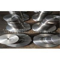 Quality 18CrNiMo7-6 8822H 4140 4330 Alloy  Steel Open Die Forged Shaft Heat Treatment And Machined for sale