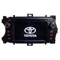 Quality 6.2 Inch HD Car Toyota-Yaris RADIO Bluetooth 6 CDC PIP 3G Toyota DVD Navigation System ST-A146 for sale