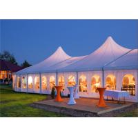 300-2000 People Big Wind Proof Large Wedding Tents With Tables And Chairs