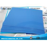 China Blue Medical Imaging Film X - ray , Hospital Blue Sensitive Film 280gsm on sale