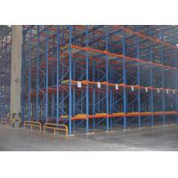 Quality Warehouse Heavy Duty Gravity Type Flow Roller Rack for sale
