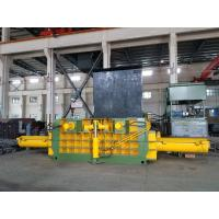 Quality Scrap baling Machine / Hydraulic Metal Baler For Waste Aluminum , Stainless Steel for sale