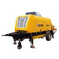Quality HBDS60×16 Trailer-mounted Concrete Pump for sale