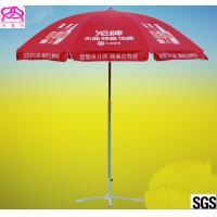 Quality Custom Size Umbrella Promotional Golf Umbrellas With Heat Transfer Printing for sale