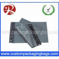 Quality Grey Poly Mailing Bags / Plastic inflatable packaging for Transportation for sale