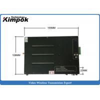 Buy Time Division Duplexing Wireless COFDM IP Mesh Multiplexing UAV TDD Transceiver at wholesale prices