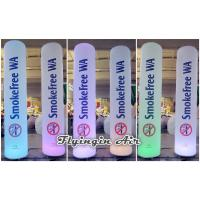 Quality Led Inflatable Advertising Pillar Inflatable Light Tube for Advertisement for sale