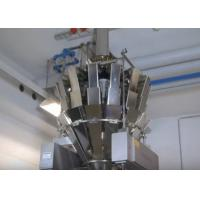 Quality Full Automatic Packaging Solutions for Salt / Sugar Granule Filling , High Speed for sale