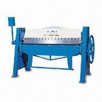 Buy cheap Hand Folder, Suitable for Duct Making and Metal Box Forming, Up and Down from wholesalers