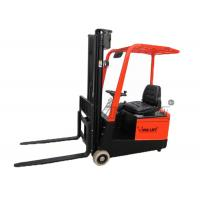 Quality Mini Counterbalanced Stacker Lifting Equipment For Railway Stations for sale