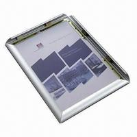 Buy cheap Aluminum Snap Frame with Easy Exchange Posters, Suitable for Various Mounting from wholesalers