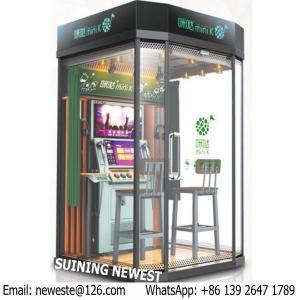 Buy Mini K Mobile KTV House Box Karaoke Player Practise Sing Song jukebox Coin at wholesale prices
