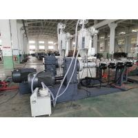 Buy cheap HDPE Large Diameter Plastic Pipe Extrusion Machine For Gas & Water Supply Pipe from wholesalers