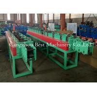Buy cheap Galvanized Metal Roller Shutter Door Roll Forming Machine For Light Garage from wholesalers