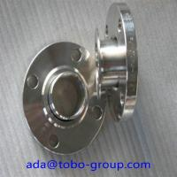 Quality 1/2Inch - 48Inch 150# - 2500# Forged Steel Flanges With A182 / F51 / Inconel 625 for sale
