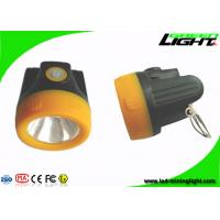 China IP68 Underground Cordless Mining Lights Helmet Lamp With USB Charging Indication Switch on sale