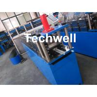 Quality Gi Coil Furring Channel Cold Roll Forming Machine Guiding Column Form Structure for sale
