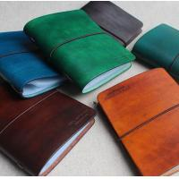 China Handmade Vintage Retro Genuine Leather Wallet Money Clip ID Credit Card Holder 40 Stand on sale