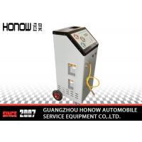China Semi Auto Refrigerant Recovery Recycle Evacuation And Recharge Machine2m Hose on sale