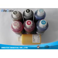 Quality Epson Roland Printers Dye Sublimation Ink / Disperse Heat Transfer Printing Ink for sale