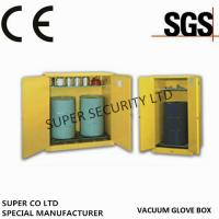 Quality Single Door Hazardous  Chemical Drum Flammable Storage Cabinet For Flammable Liquids Steel Stainless Steel for sale